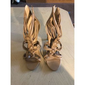 Charlotte Russe Gia heels size 9